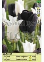 Набор тюльпанов (25 шт в пакете) 38015. Распродажа -50%