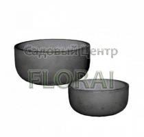 Вазон Modern Concrete 681070-DRG. Выбор размера