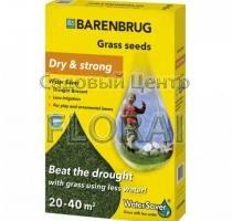 Газонная травосмесь Barenbrug Dry & Strong Water Saver Влагосберегающая. Выбор фасовки 1кг, 5 кг