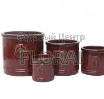 Вазон ROYAL GARDEN RED MP-8065-R. Выбор размера