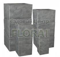 Вазон ConcreteLine QX-9143-GR. Выбор размера