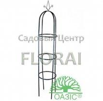 Арка складная для роз и вьющихся растений 28F, металлическая