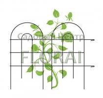 Ограждение для растений М 4-800х800 мм