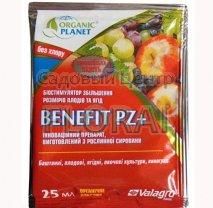 Биостимулятор роста плодов Benefit PZ + 25 мл