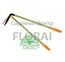 Ножницы для травы 0183-19 с телескопической рукояткой