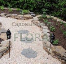 Камень Украинский беж. Выбор фракции