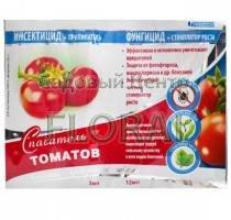 Инсекто-фунгицид Спасатель томатов 3+12 мл