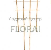 Бамбуковая лесенка для растений  4 опоры D4мм, высота  0,75/0.85 м