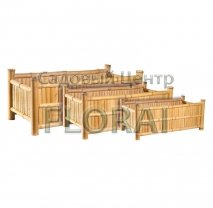 Вазон бамбуковый прямоугольный, BRP-001. Выбор размеров
