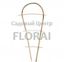 Бамбуковая лесенка - дуга для растений, D3мм, высота 2,1 м