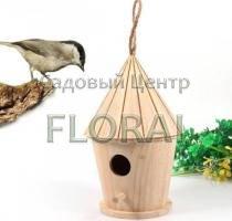 """Домик для птиц """"Манюня"""""""