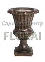 Вазон «Olimpus - L»  44х67 см. Выбор цвета